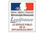 Legifrance, l'essentiel du Droit français